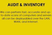Audit & Inventory