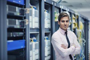 Image backups of servers