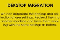 Desktop Migration