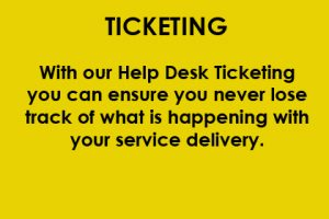 Help Desk Ticketing
