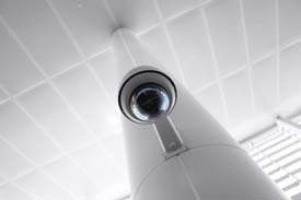 Security installations IP cameras