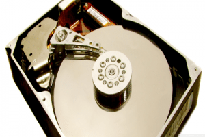 Hard disk head and cylinder