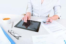 Tablet it management solutions